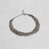 Bracelet cascade argenté - 30€