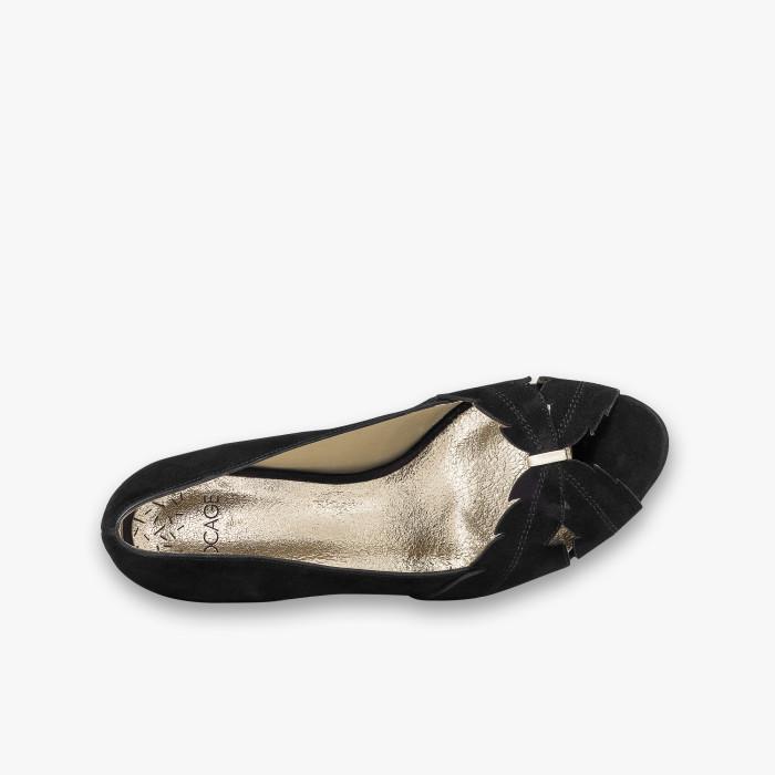 Sélection shopping mademoiselle Miaouss, escarpins Diella de la marque Bocage