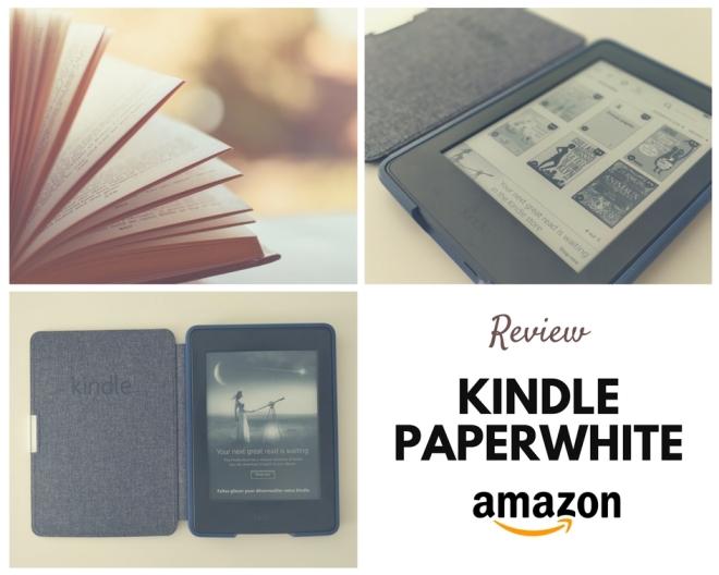 Achat coup de coeur : la liseuse Kindle Paperwhite d'Amazon
